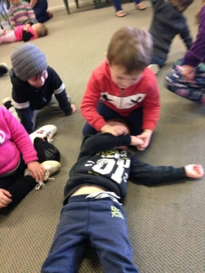 First Aid Classes For Kids