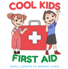 Cool Kids First Aid Logo